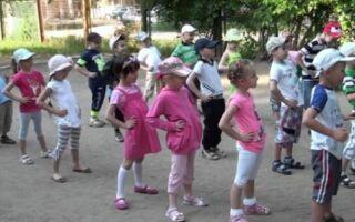 Робимо по місяцях ранкову гімнастику для дітей старшої групи