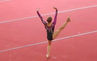 Особливості дитячої спортивної гімнастики