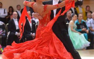 Травми в спортивних бальних танцях