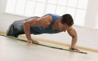 Спортивна і силова гімнастика для чоловіків