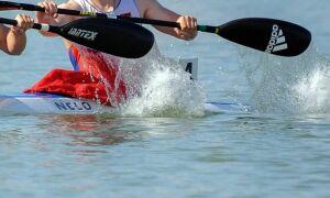 Як веслувати на байдарці, каяці та каное