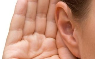Вправи лікувальної гімнастики для слухових труб дітей та дорослих