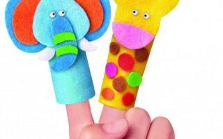Особливості пальчикової гімнастики для дошкільнят