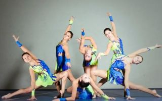 Особливості естетичної гімнастики