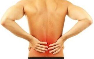 Лікуємо поперекову грижу лікувальною гімнастикою