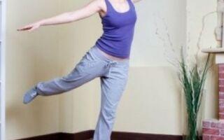 Вивчаємо гімнастичний балансувальний диск
