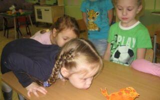 Заняття дихальною гімнастикою для дітей дошкільного віку