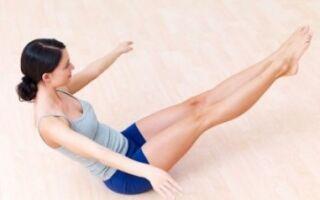Укріплюємо спину лікувальною гімнастикою