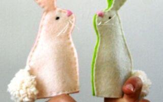 Гімнастика для пальчиків у віці двох і трьох років
