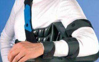 Лікувальні гімнастичні вправи при переломі хірургічної шийки плеча