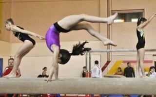 Основні фігури в спортивной гимнастике