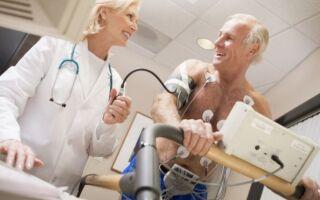 Вправи лікувальної гімнастики після аортокоронарного шунтування