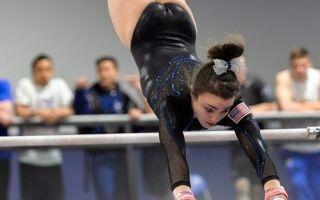 Фізичне виховання дітей через гімнастику