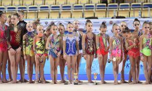 Гімнастика — стройові вправи у русі та на місці