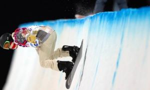 Акробатичний хафпайп на лижах і сноуборді