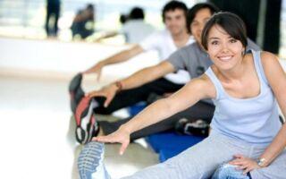 Види лікувальної гімнастики та фізкультури ЛФК