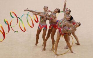 Навчання різним видам гімнастики