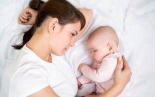 Гімнастичні вправи для двомісячного малюка