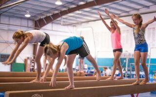 Секція спортивної гімнастики для дітей