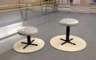 Грибок для гімнастики — характеристики і власноручне виготовлення