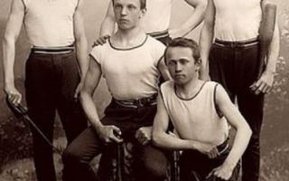 Історія російського гімнастичного товариства «Сокіл»