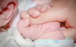 Вправи пальчикової гімнастики для немовлят