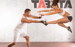 Займаємося оздоровчою гімнастикою Табата