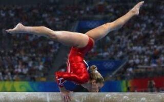Спортивна гімнастика як найкраща