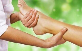 Вправи лікувальної гімнастики при подагрі нижніх кінцівок