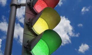Пальчикова гімнастика про світлофор та правила дорожнього руху