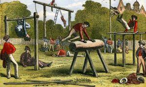 Зародження і розвиток гімнастики в Швеції, Німеччині і Франції