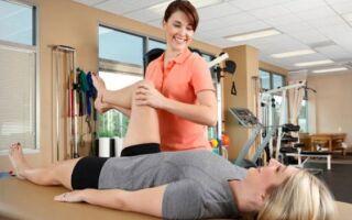 Вправи лікувальної гімнастики для тазостегнового суглоба після ендопротезування
