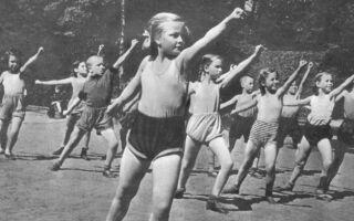 Ранкова гімнастика та гігієнічна зарядка для всіх