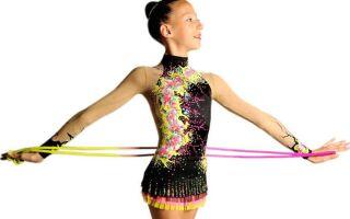 Як вибрати скакалку для художньої гімнастики