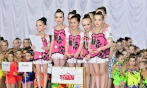 Школи естетичної гімнастики у Сумській області