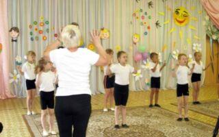 Картотека дихальної гімнастики для середньої, старшої і підготовчої групи