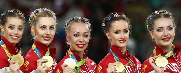 Олімпійські чемпіонки