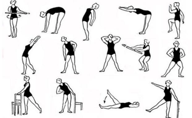 Корисні вправи
