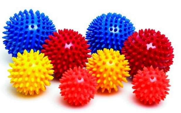 Масажні кульки