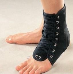 Ортопедична пов'язка на стопу