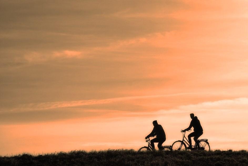 Прогулянка на велосипеді