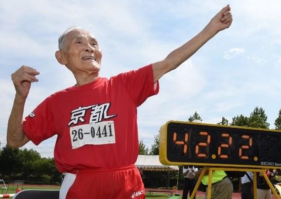 Спортсмен старшого віку