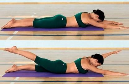 Тренування м'язів спини