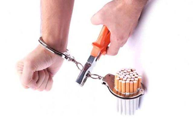 Шкода сигарет