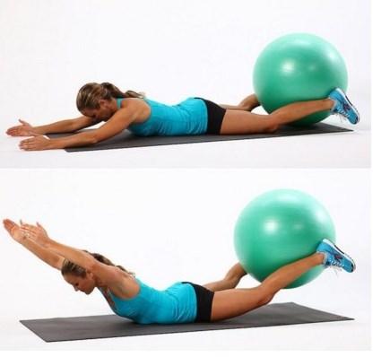 Тренування ніг