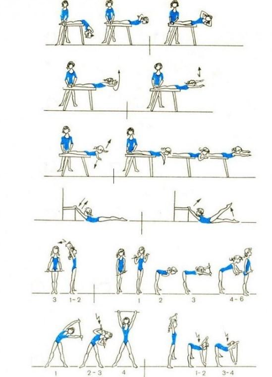 Тренування для спини