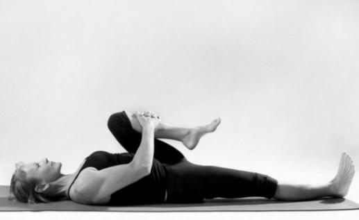 Підтягування коліна