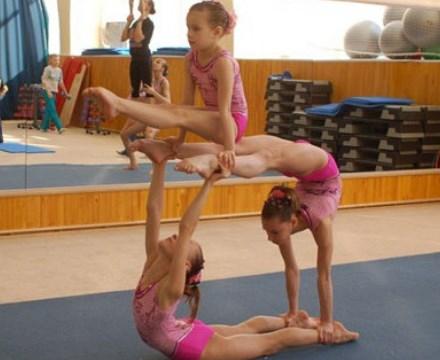 Акробатична вправа