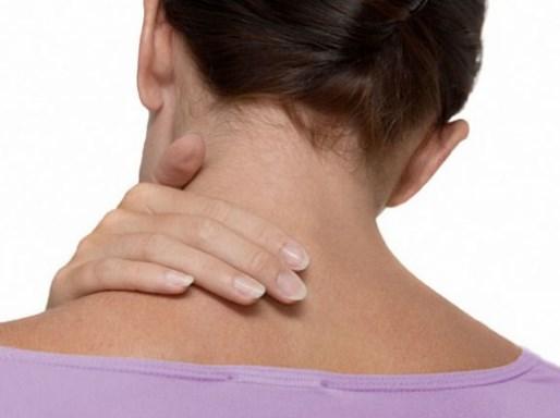 Біль у верхній частині спини