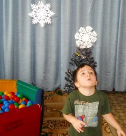 Дуємо на сніжинки